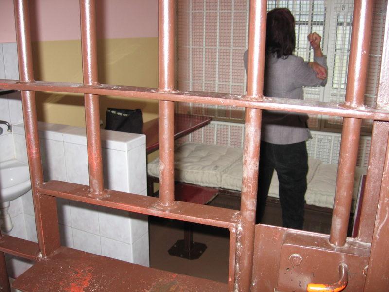 Więzienie niebezpieczne