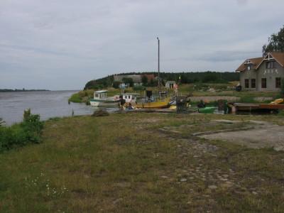 Mikoszewo port