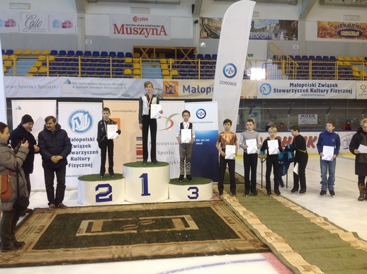 OL3 Ludwik Piksa Z+éoty medalista OOM 2015