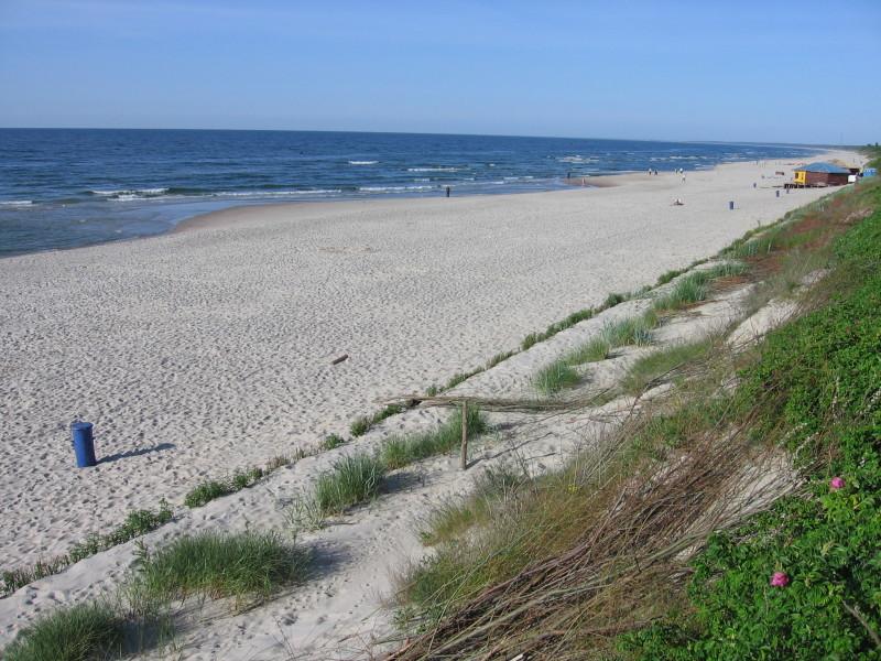 Mierzeja plaża