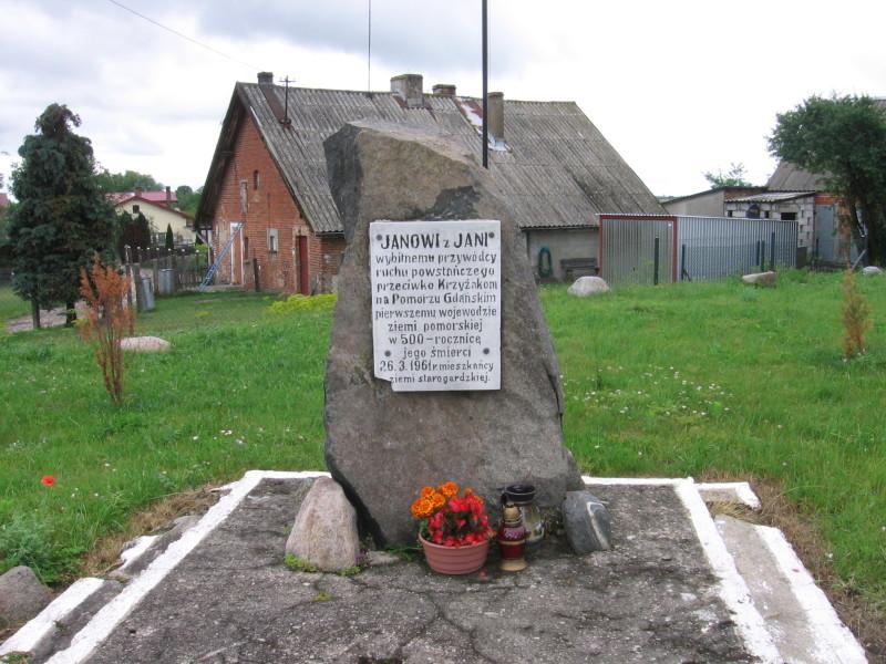 Pomnik Jana z Jani
