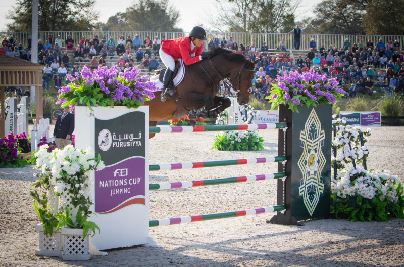 Beezie Madden (USA) and Breitling LS Pic StockImageServices.com
