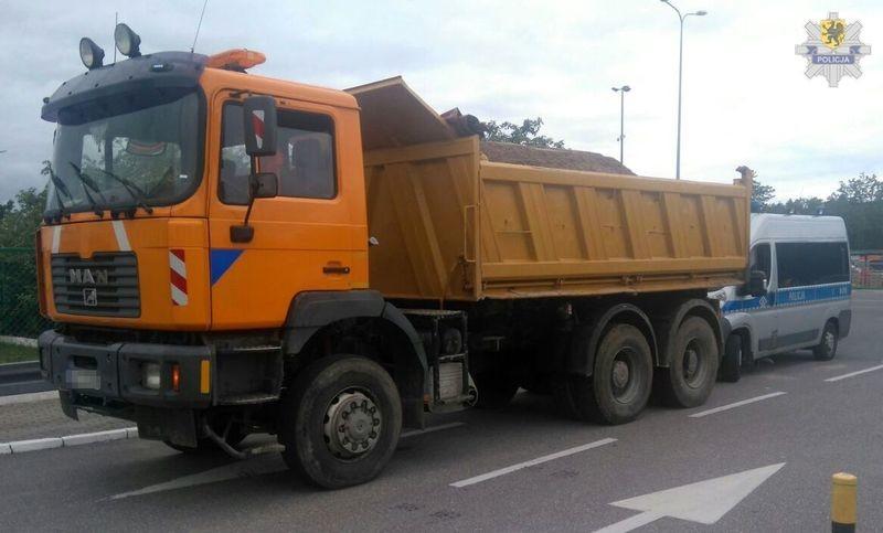Gdansk - kierowca ukarany 7 mandatami