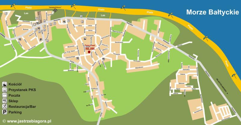 JG mapa